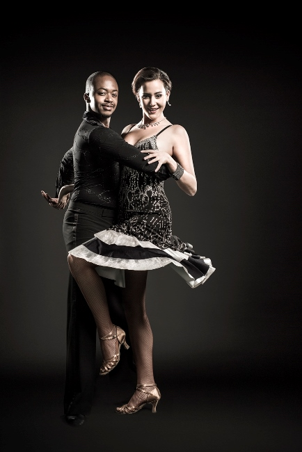 Jay and Tsholo