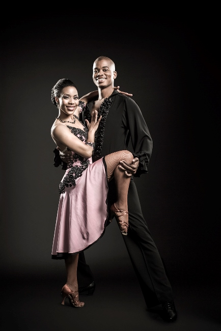 Mpho and Nombulelo