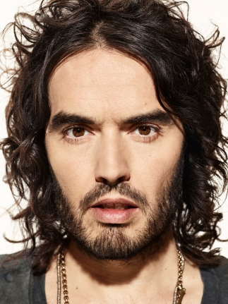 Russell Brand Credit: Dean Chalkley