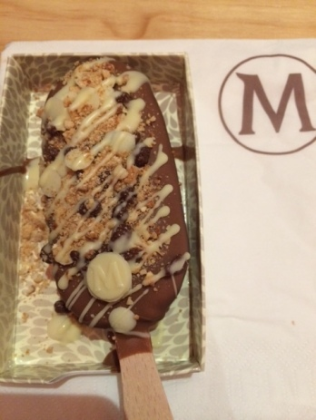 magnum ice cream to use