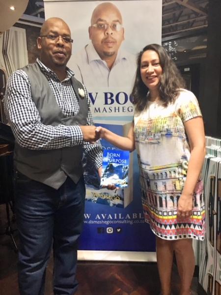 Daniel Shatty Mashego and I